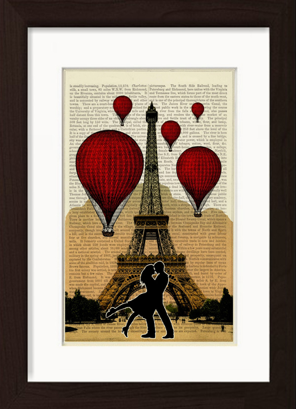 Paris-The-Kiss-Eiffel-With-Tower-And-Red-Balloons