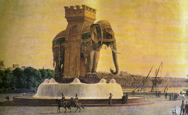 Elephant of the Bastille